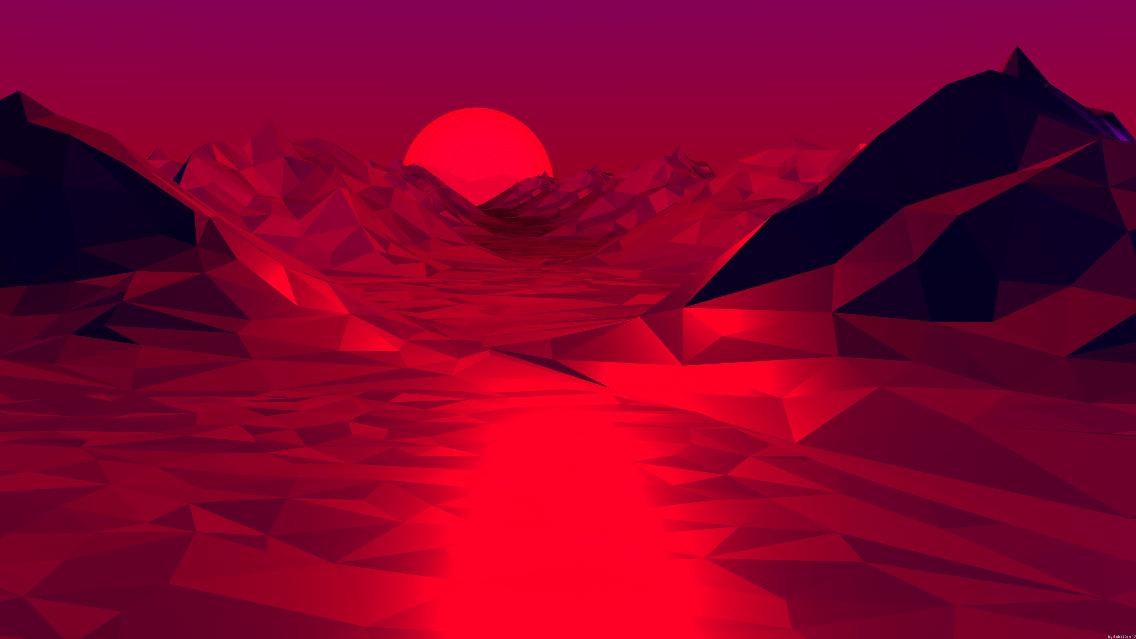 Red Aesthetic Computer Wallpapers   Top Red Aesthetic 3840x2160