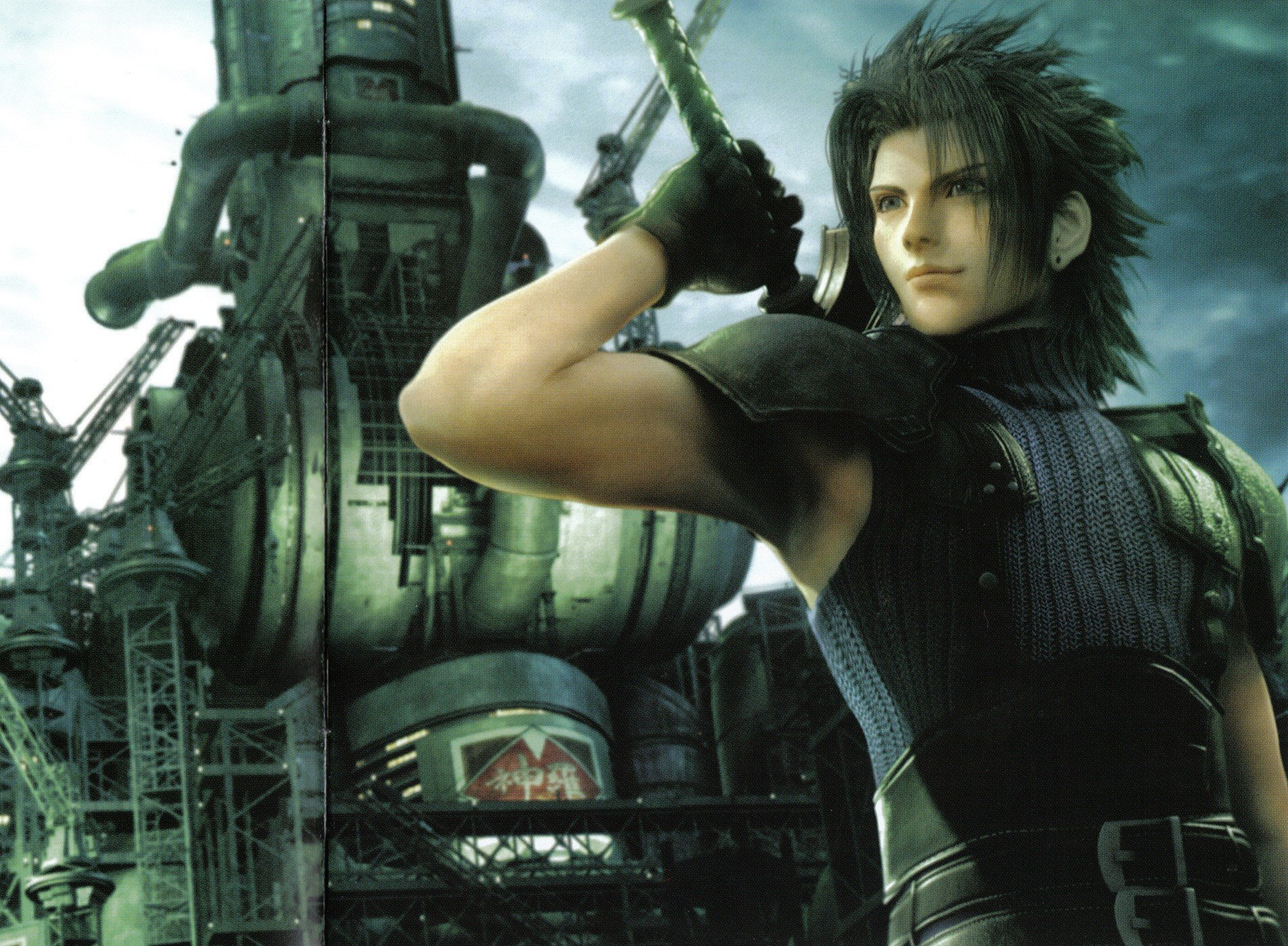Zack Fair Wallpaper   Zerochan Anime Image Board 1904x1399