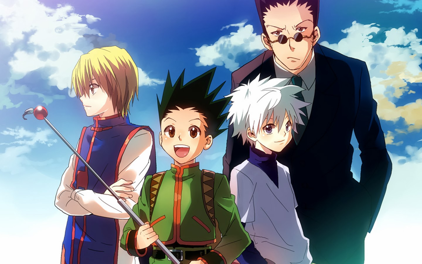 48 Hunter X Hunter Hd Wallpaper On Wallpapersafari