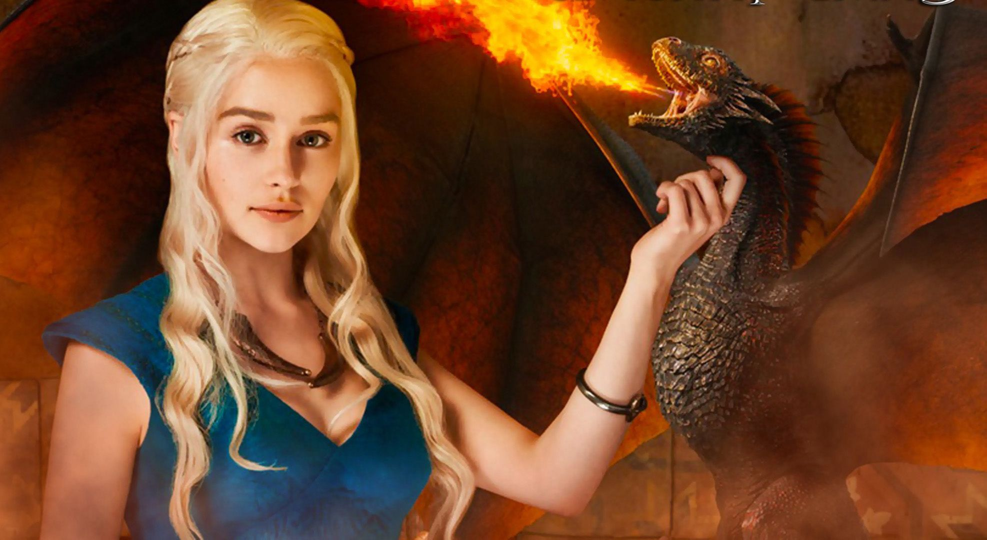 Emilia Clarke Wallpaper Game Of Thrones HD Wallpapers available 1974x1080