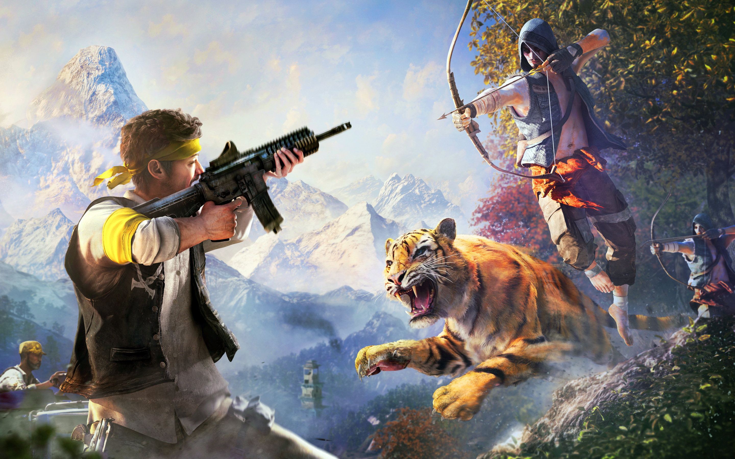 Far Cry 4 2014 Wallpapers HD Wallpapers 2880x1800