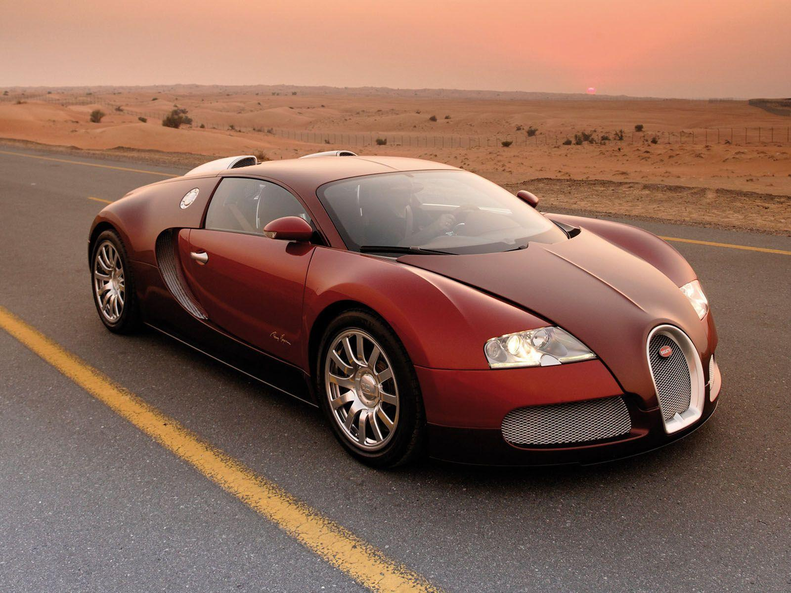 Bugatti Veyron HD Wallpapers 1600x1200