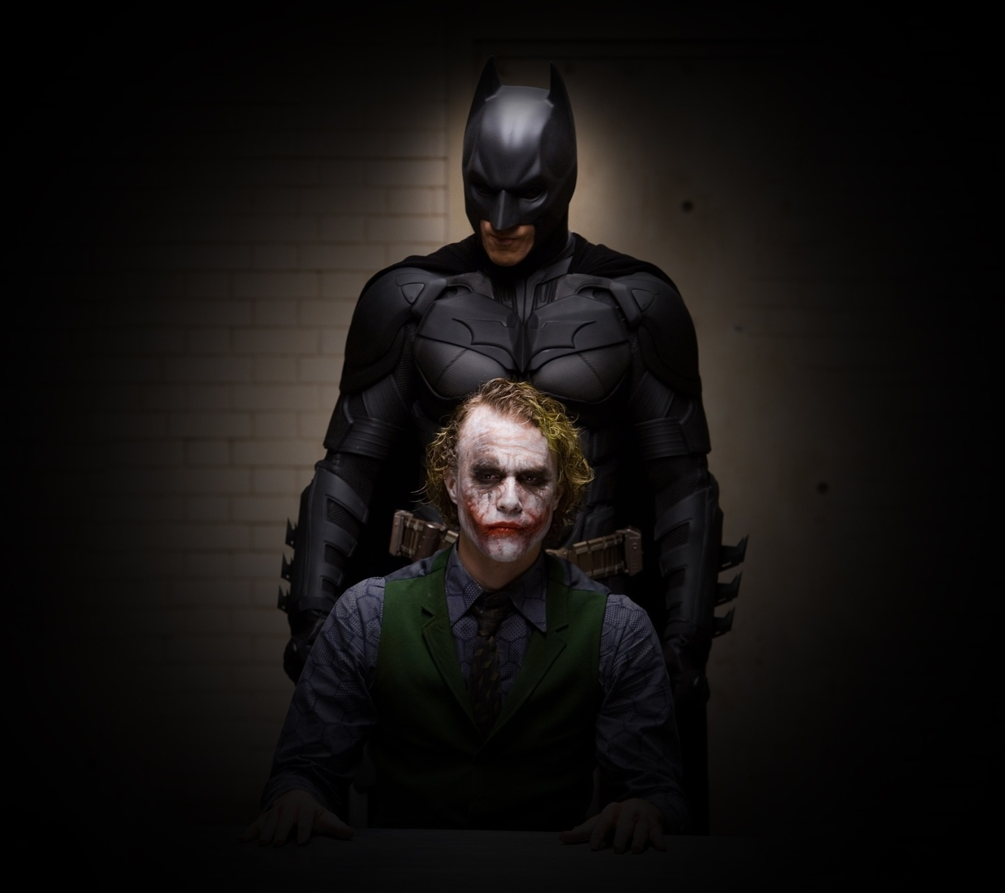 Batman Vs Joker HD Wallpaper Images amp Pictures   Becuo 1440x1280