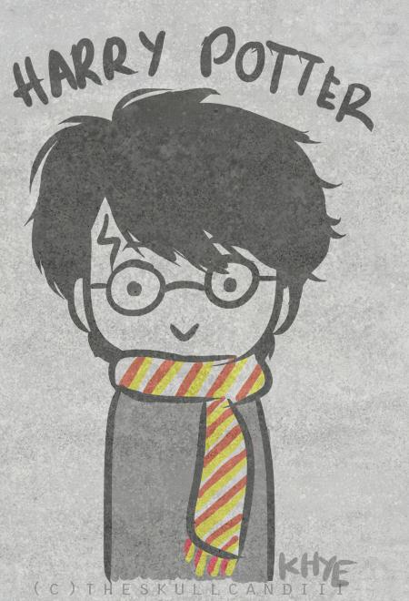 Harry Potter I 450x660