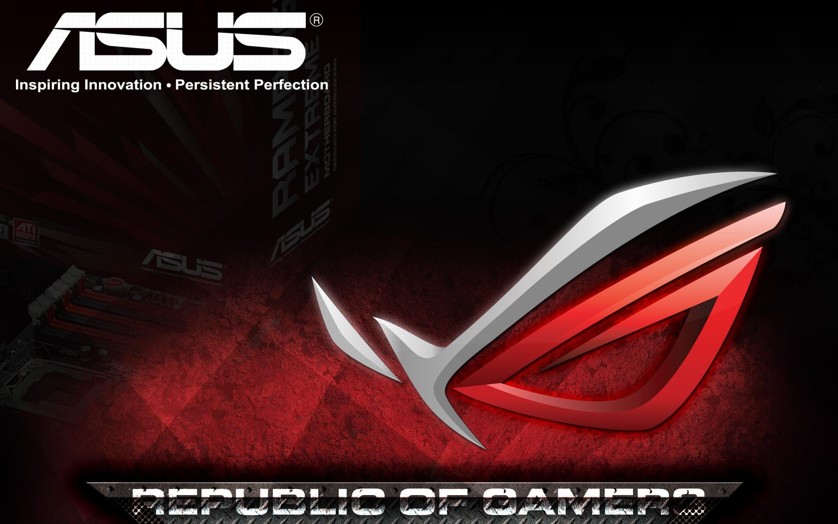 Asus   Republic of Gamers par Renega 1680x1050