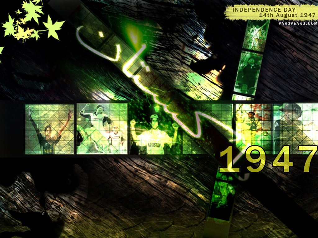 Pakistan 14 August Wallpapers   Pakistan Independence Day 1024x768