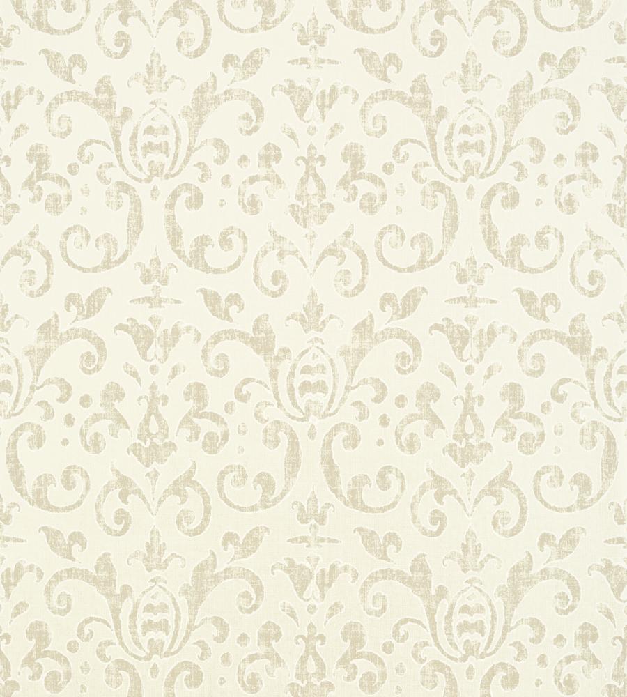 Medici Damask   Alabaster wallpaper Callisto Thibaut 900x1000