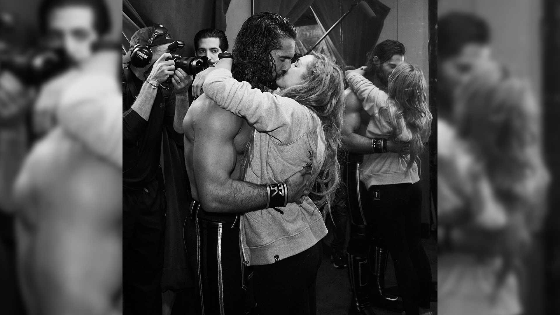 WWE Stars Seth Rollins and Becky Lynch Confirm Theyre a Couple 1920x1080