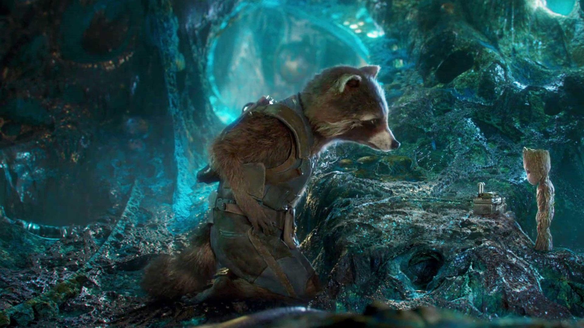 Guardians Of The Galaxy Vol 2 Rocket Raccoon 2017 1920x1080