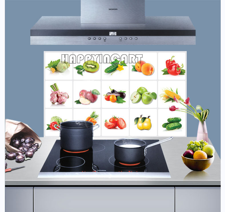Fruit Wallpaper For Kitchen Kitchen Wallpaper Decal 787x743