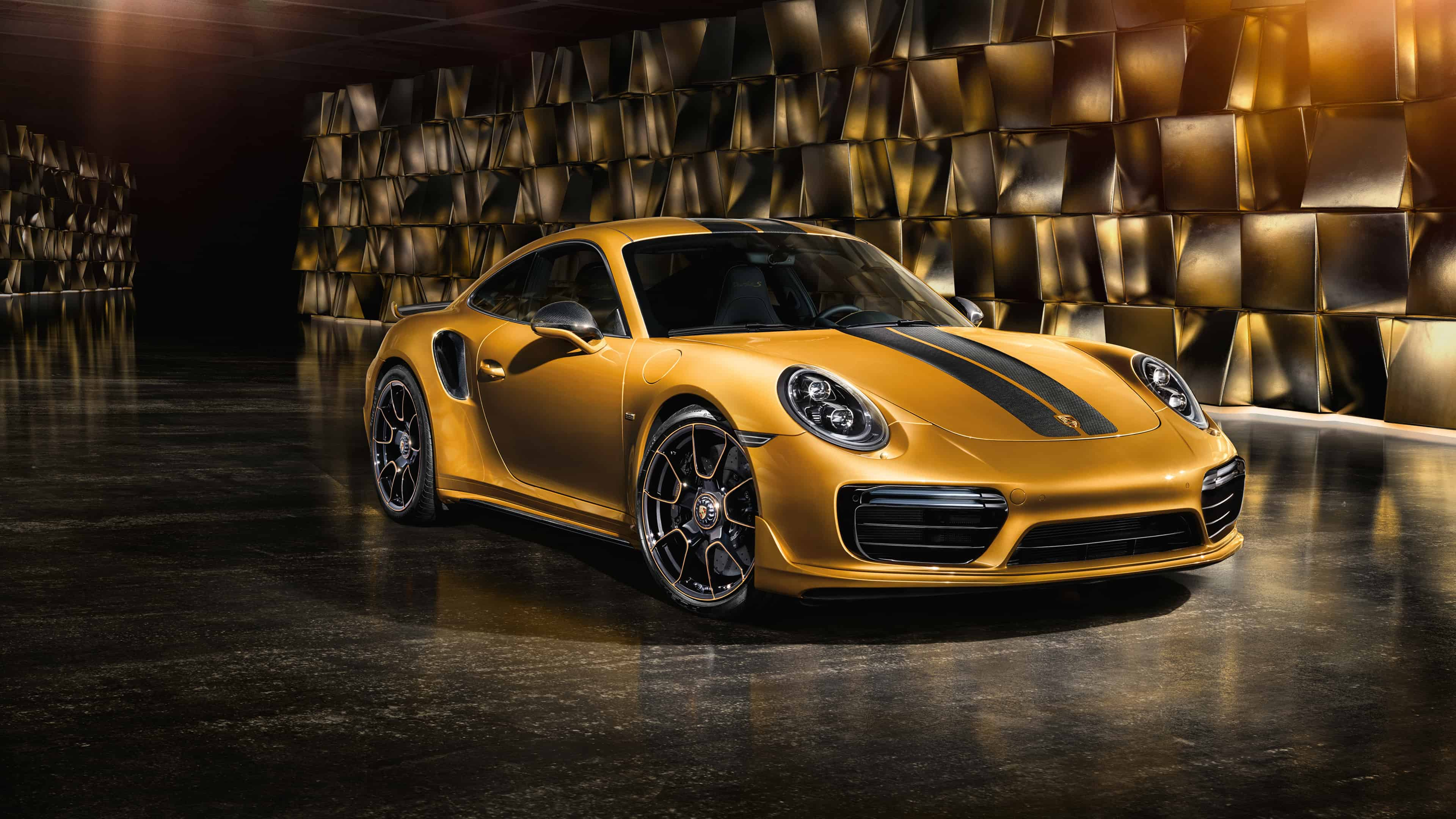 Porsche 911 Turbo S Exclusive Series UHD 4K Wallpaper Pixelz 3840x2160