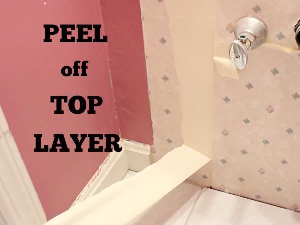 Peel off top layer 600x449