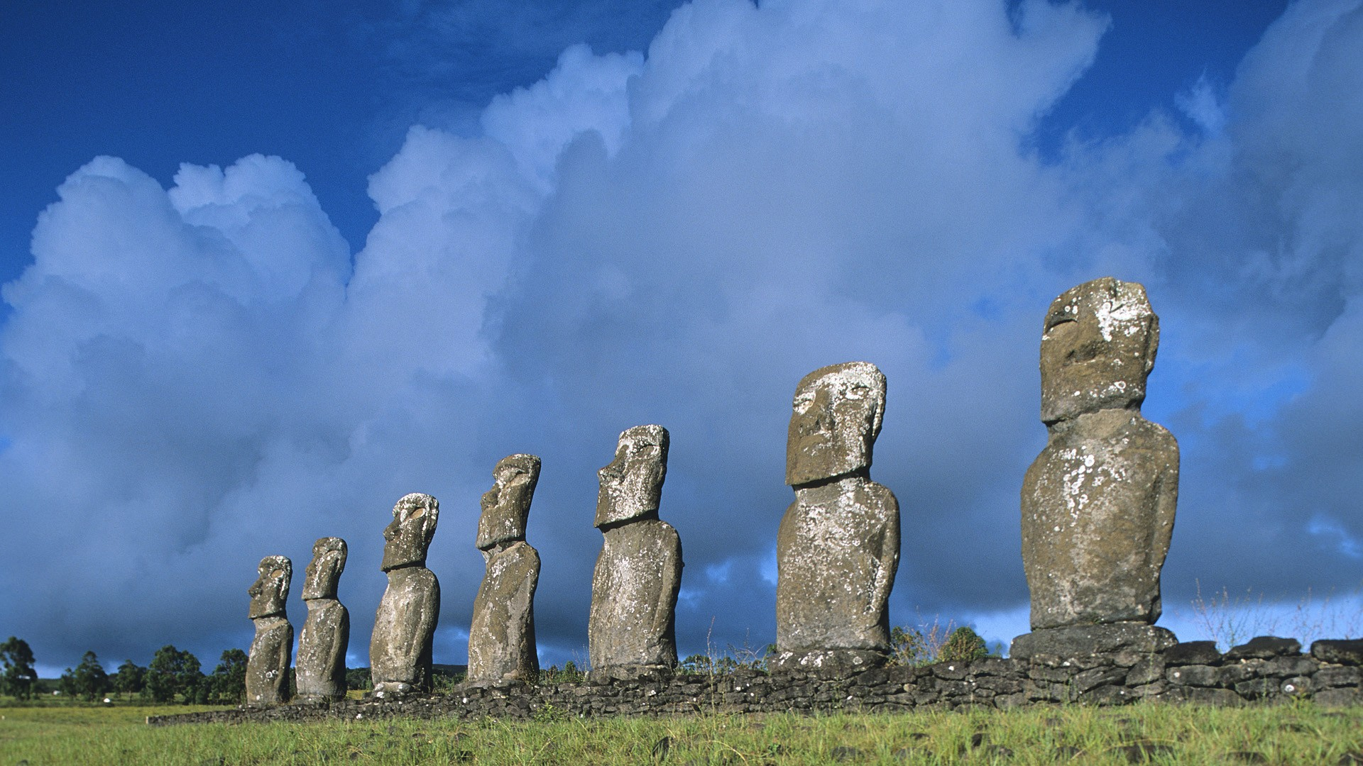 Wide HD Cool Easter Island Pictures Wallpaper FLGX HD 51659 KB 1920x1080