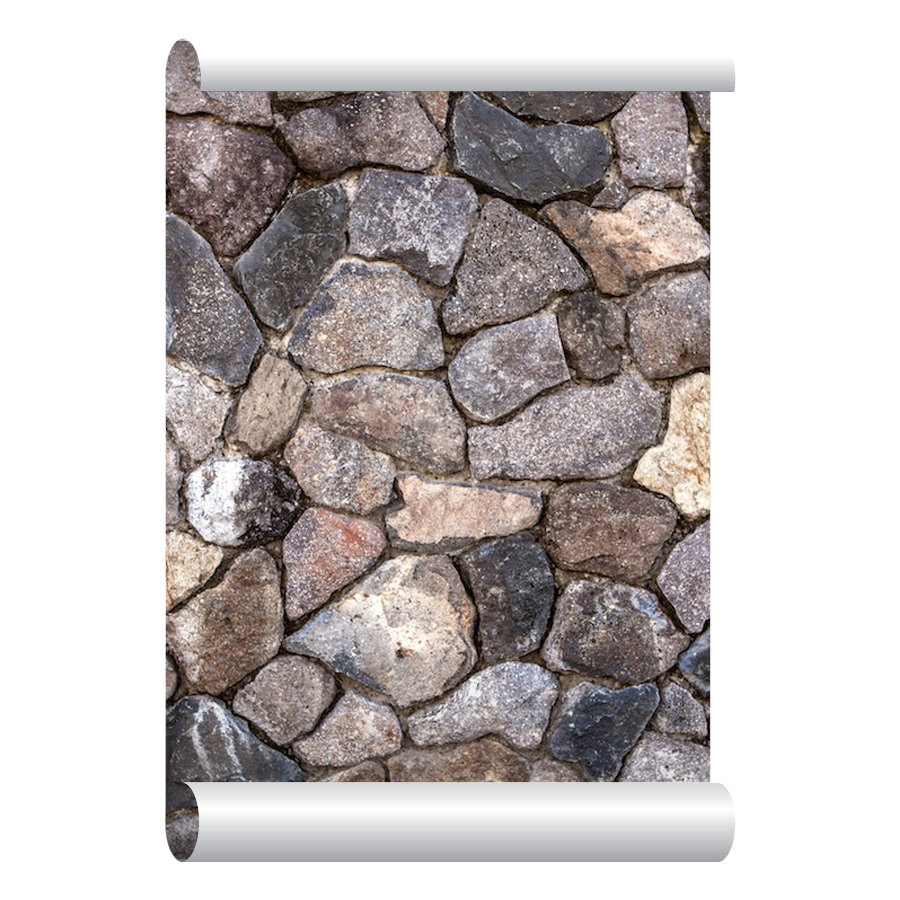 Self adhesive Removable Wallpaper Stone Wallpaper by EazyWallpaper 900x900