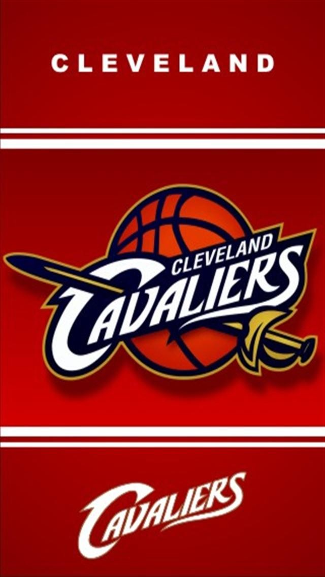 Cleveland Cavaliers 2 Sports iPhone Wallpapers iPhone 5s4s3G 640x1136