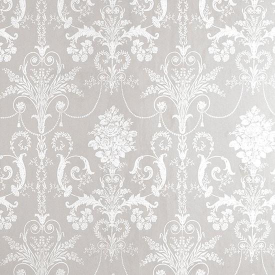 Josette Damask wallpaper from Laura Ashley Bathroom wallpapers 550x550