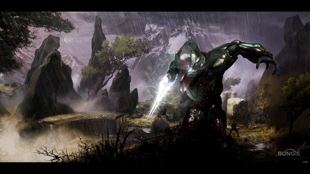 Halo 4 Elite Wallpapers 1024x576