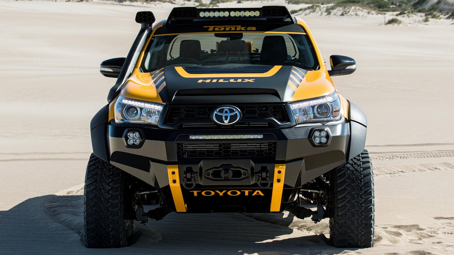 Toyota Hilux Wallpaper Hd   Tonka Hilux 504423   HD Wallpaper 1920x1080