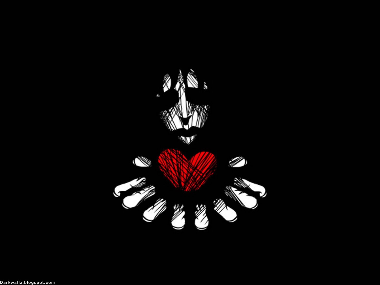 Emo Wallpapers 27 Dark Wallpapers High Quality Black Gothic FREE 1600x1200
