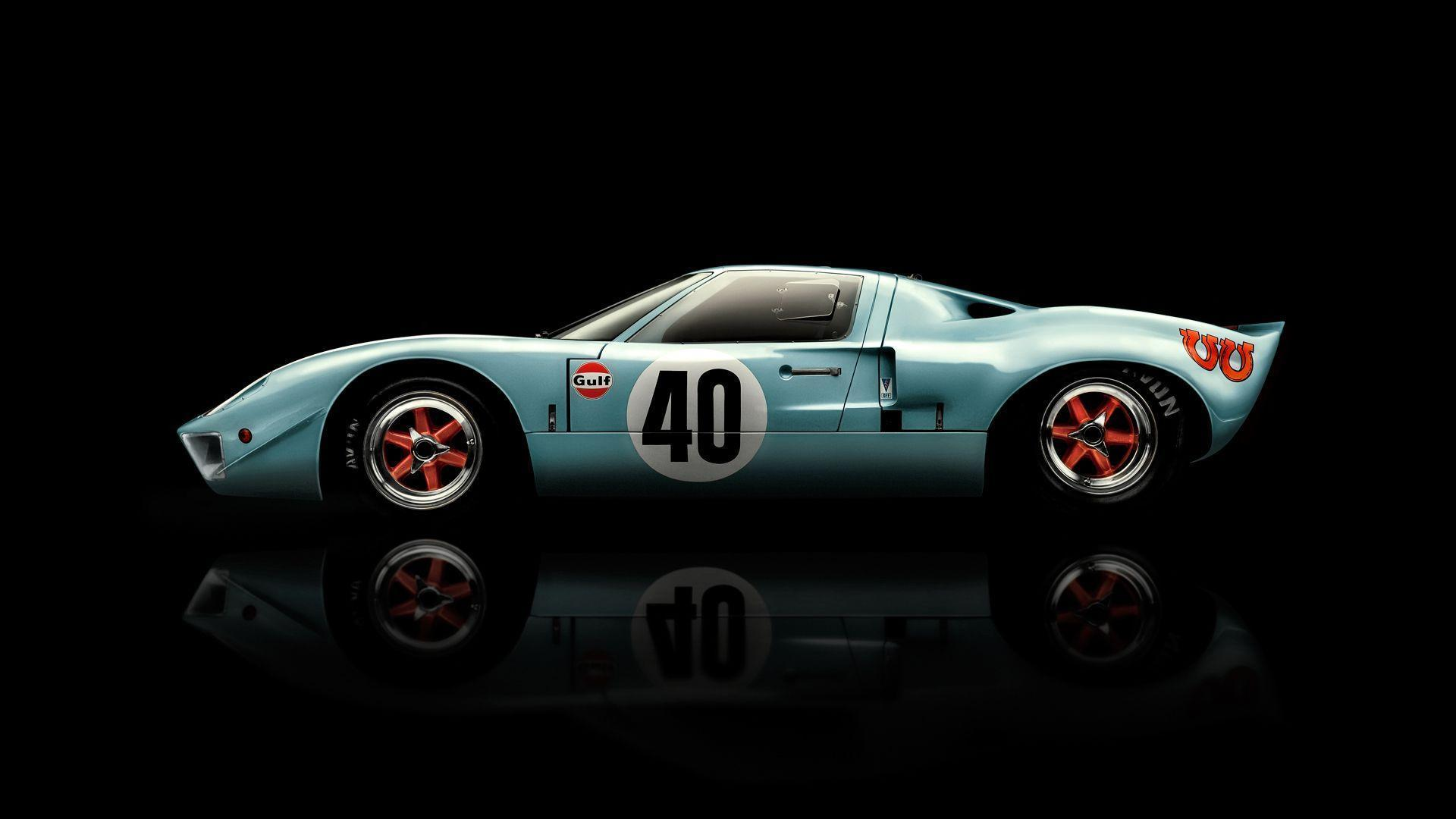 Ford GT40 Wallpapers 1920x1080