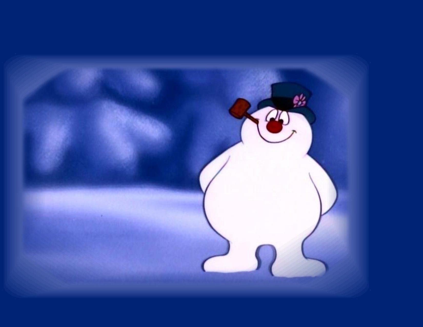66 Frosty The Snowman Wallpaper On Wallpapersafari