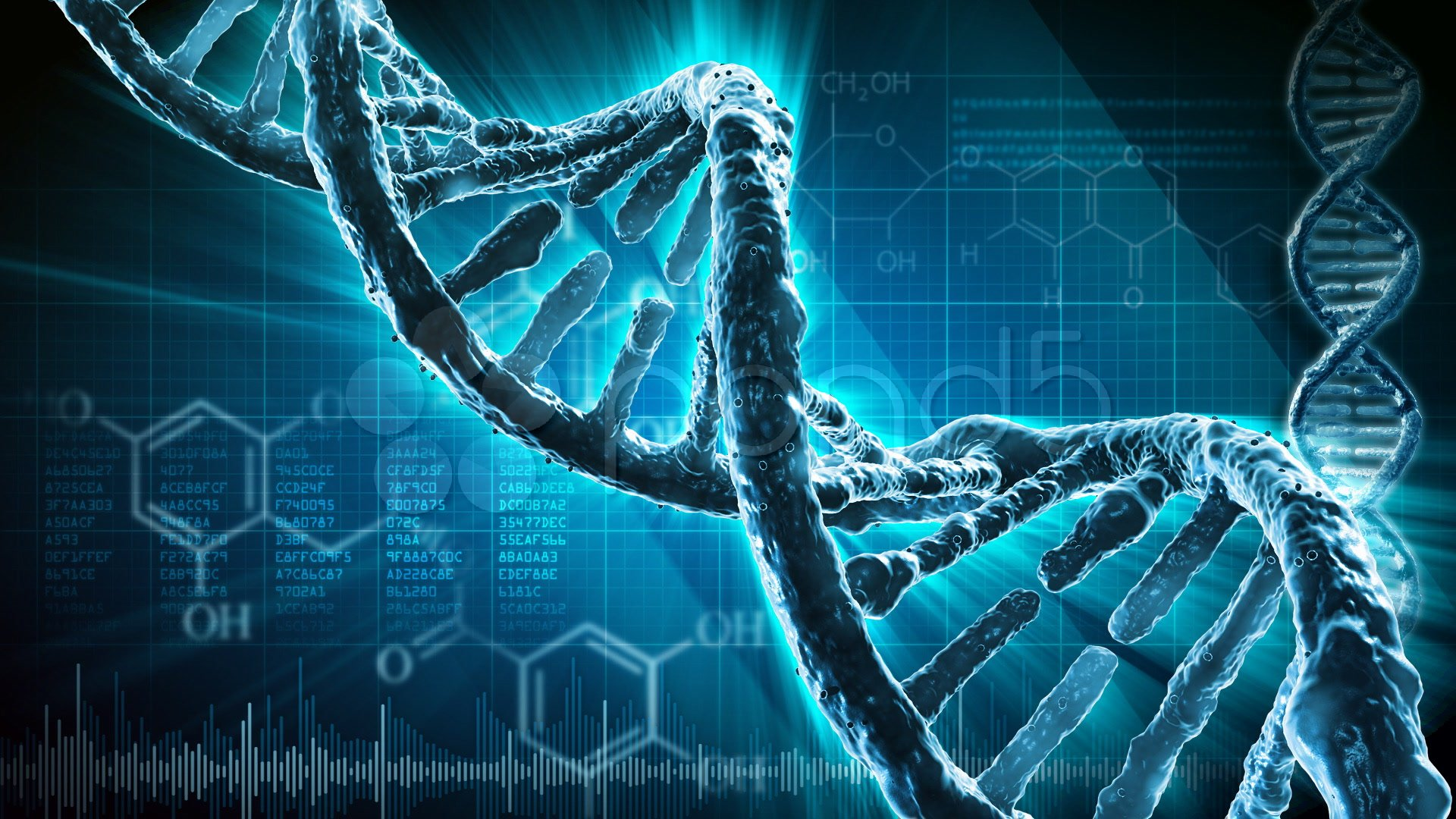 3D DNA WALLPAPER image galleries   imageKBcom 1920x1080