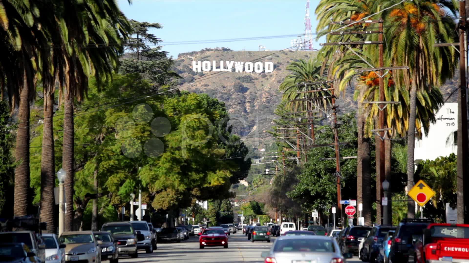 Hollywood Sign Wallpaper - WallpaperSafari