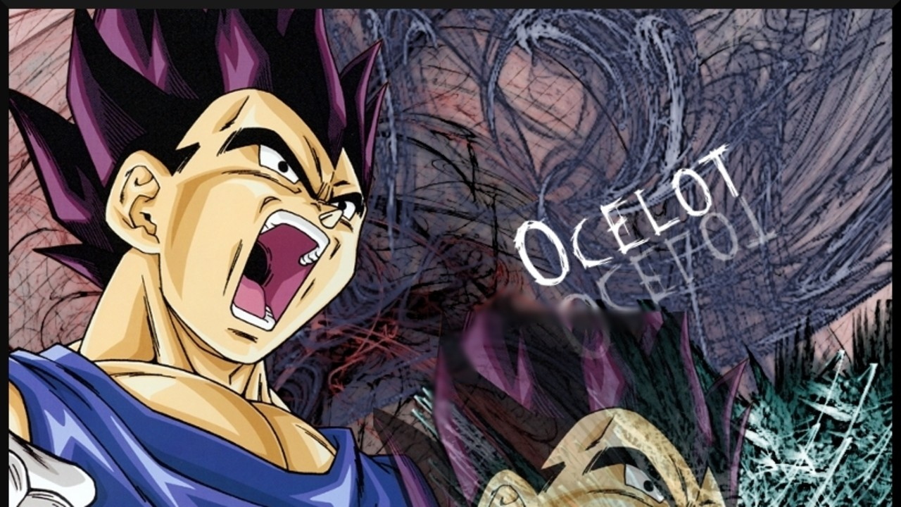 vegeta dragon ball HD Wallpaper   Anime Manga 988083 1280x720