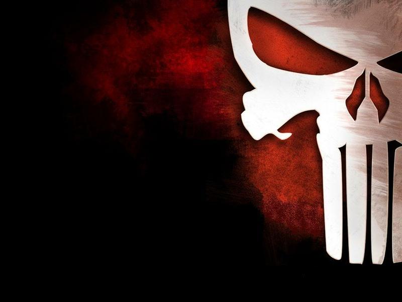Movie Punisher Logo Entertainment Movies HD Desktop Wallpaper 800x600