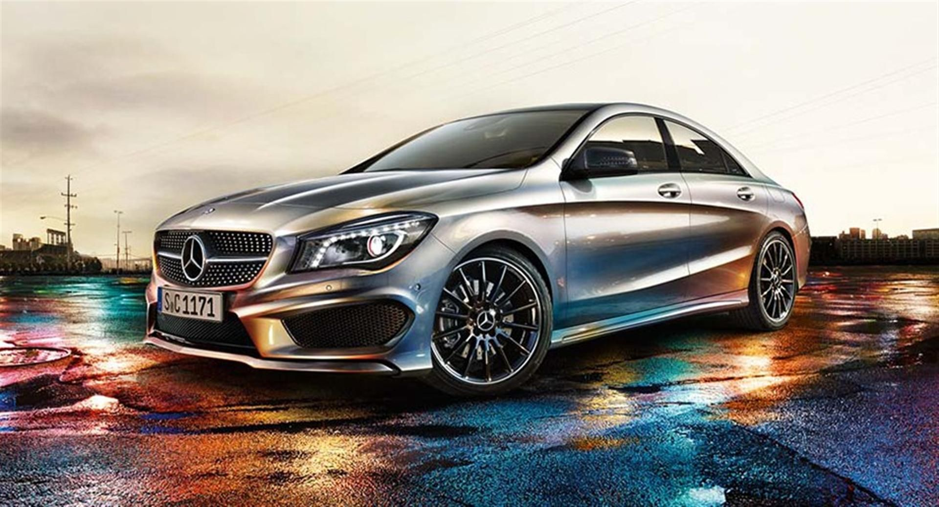 Pin by Evan Reilly on Gasoline and Sparks Cla 45 amg Mercedes 1920x1037