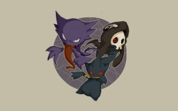 34 Haunter Pokmon HD Wallpapers Background Images 350x219