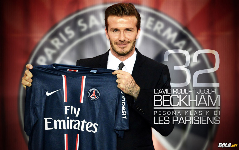 David Beckham PSG Wallpaper HD 2013 5 Football Wallpaper HD 1228x768
