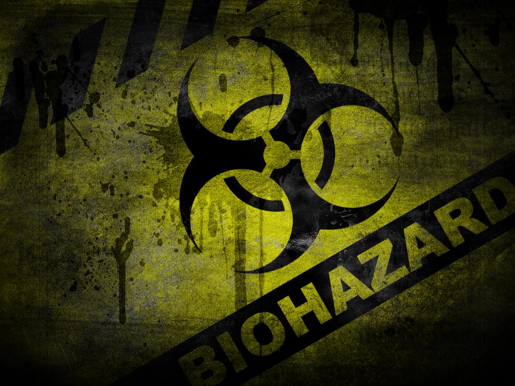 Biohazard Wallpaper 1024x768 Biohazard 1024x768