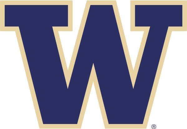 Uw Huskies Logo Wallpaper University of washington logo 600x416