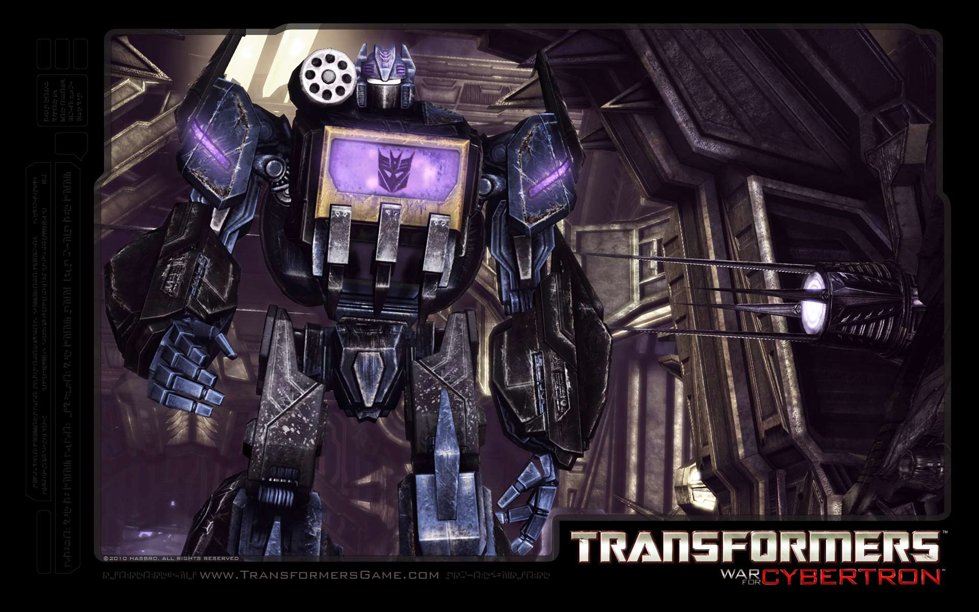 transformers wallpapers soundwave 1920x1200
