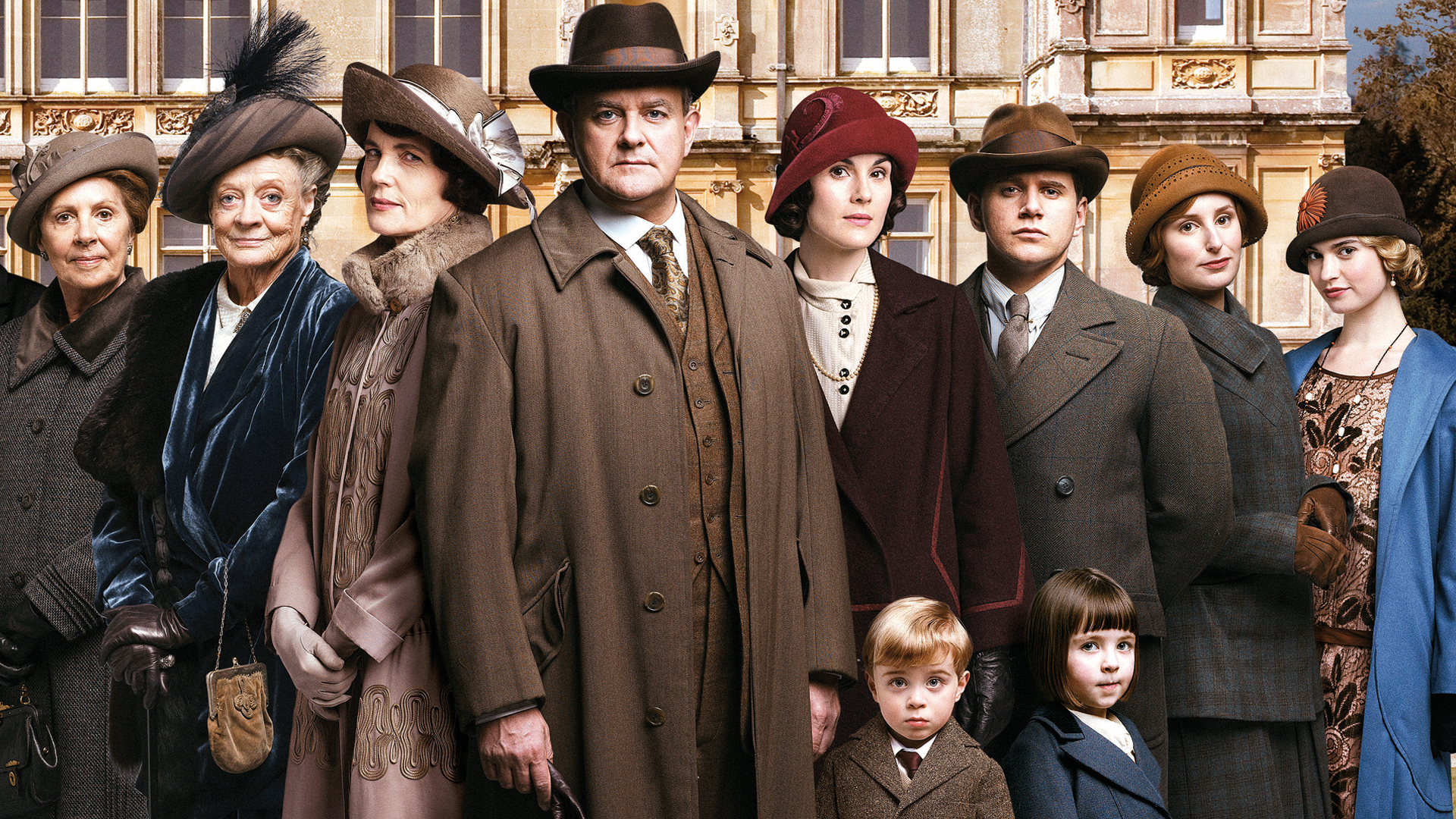 Downton Abbey wallpaper 2 1920x1080