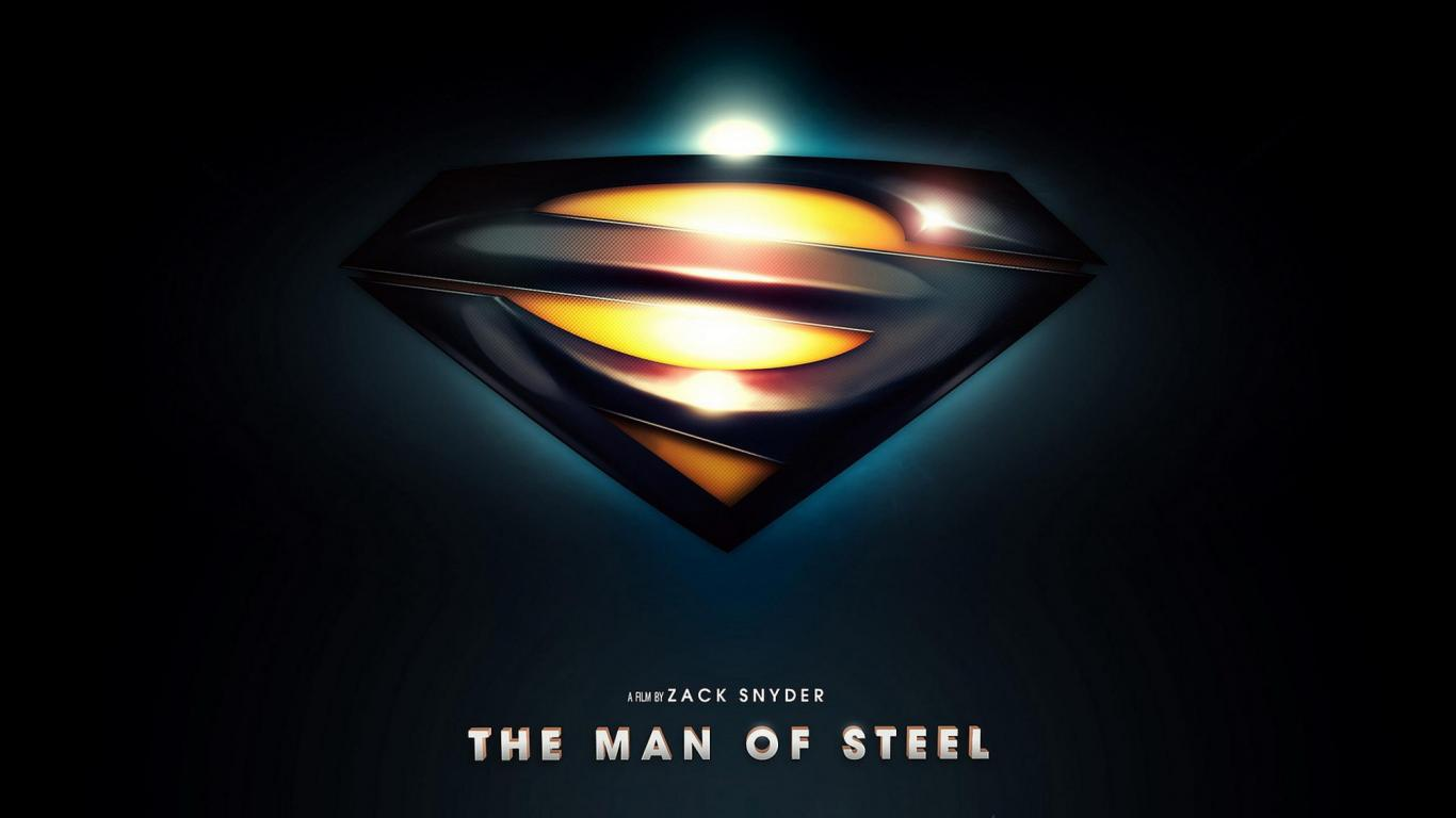 superman man of steel hd wallpaper Car Pictures 1366x768