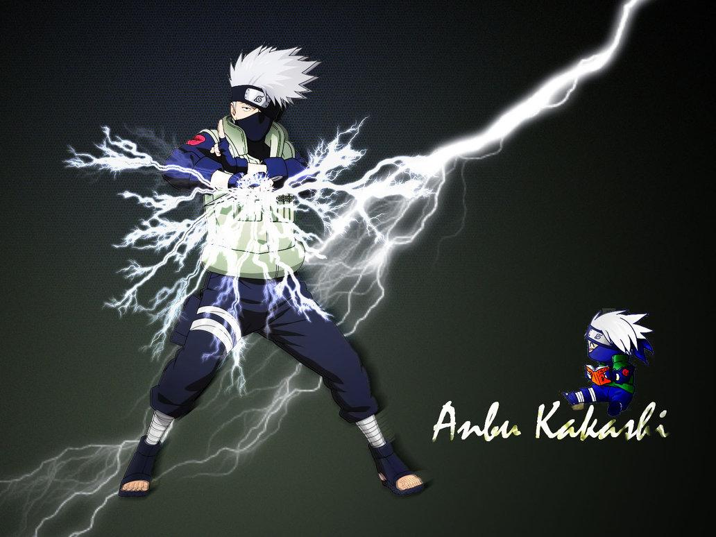 Anbu Kakashi by imranfazil 1032x774