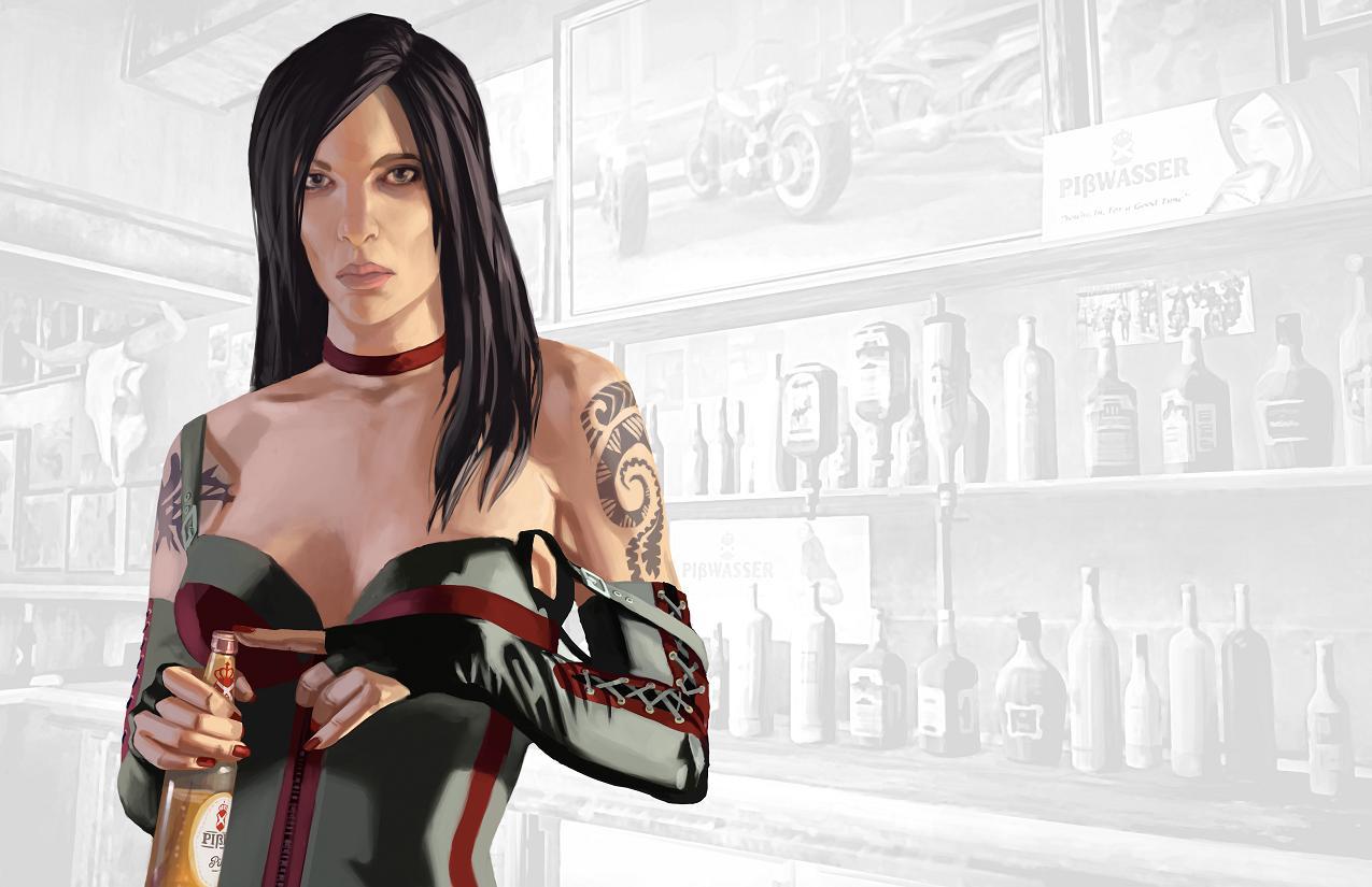 Grand Theft Auto GTA Girls   BEAUTIFUL GIRL WALLPAPERS 1275x825