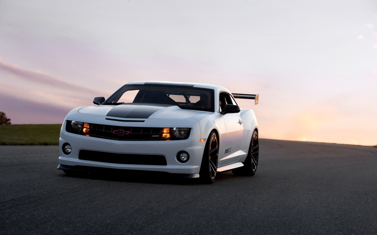 Chevrolet Camaro SSX Wallpapers HD Wallpapers 1280x800