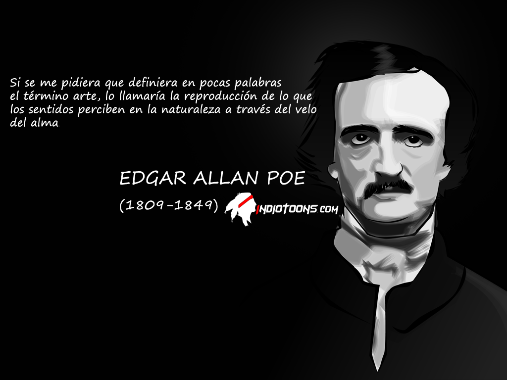 edgar allan poe arguement paper Edgar allan poe had a very harsh and dark life, filled with many tragedies and depressing events as a child, edgar was orphaned young when his mother died shortly after his father abandoned the family (woodberry.