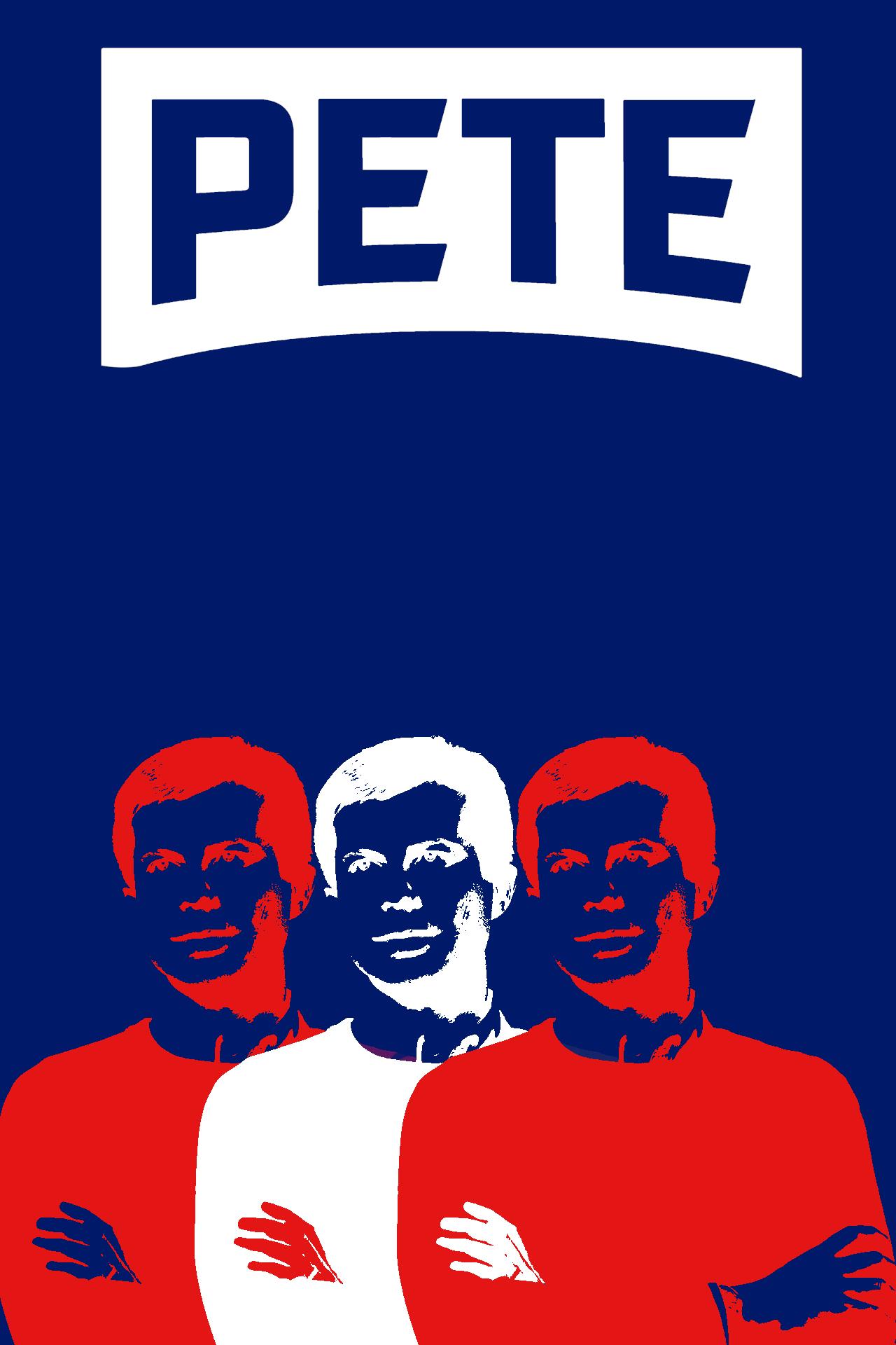 New look same Pete phone wallpaper for you Pete Buttigieg 1280x1920