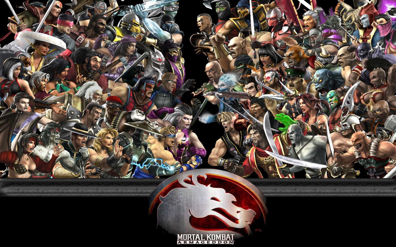 ... -Armageddon-Widescreen-Wallpaper.jpg - Mortal Kombat Armageddon Wiki