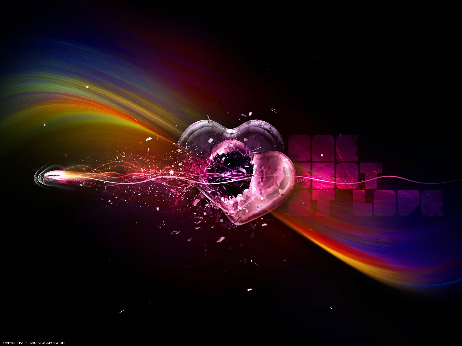 Romantic Wallpapers HD Wallpapers Heart Wallpaper Love Wallpapers 4U 1600x1200
