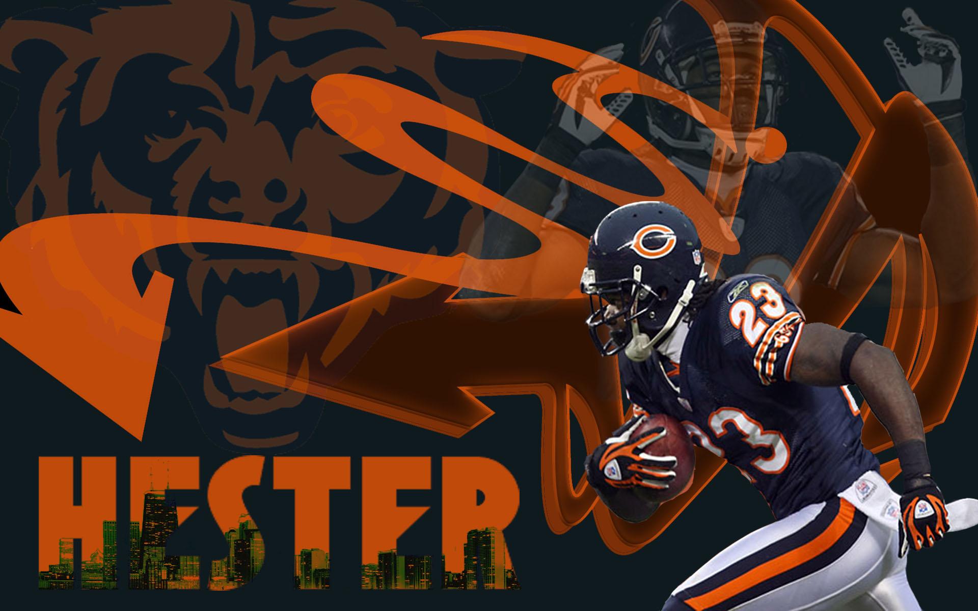 Chicago Bears wallpaper HD wallpaper Chicago Bears wallpapers 1920x1200