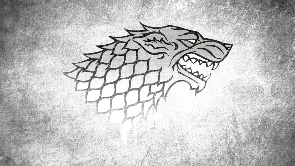 Game of Thrones   House Stark Wallpaper 1080p by Titch IX on 1024x576
