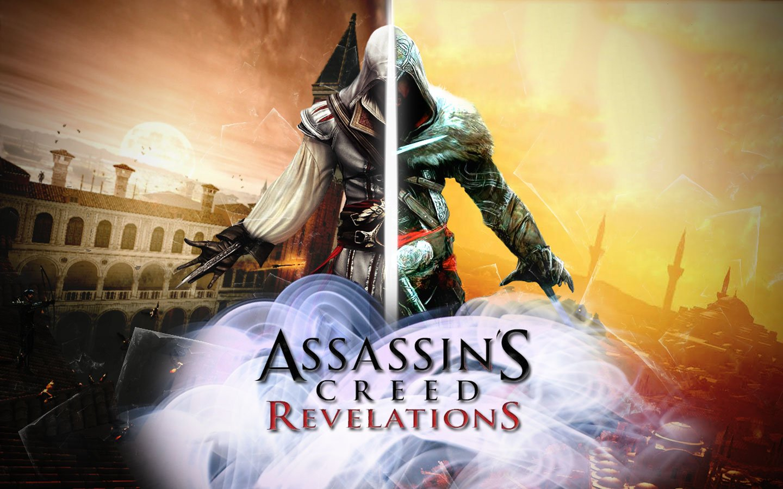 Gamerzz hell Assassins Creed Revelations 1440x900