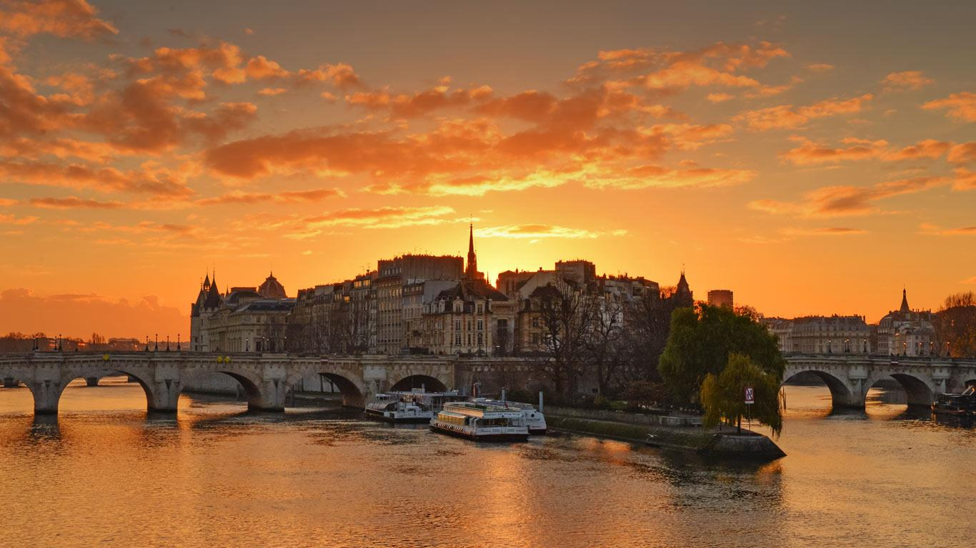 Bing Paris Wallpaper