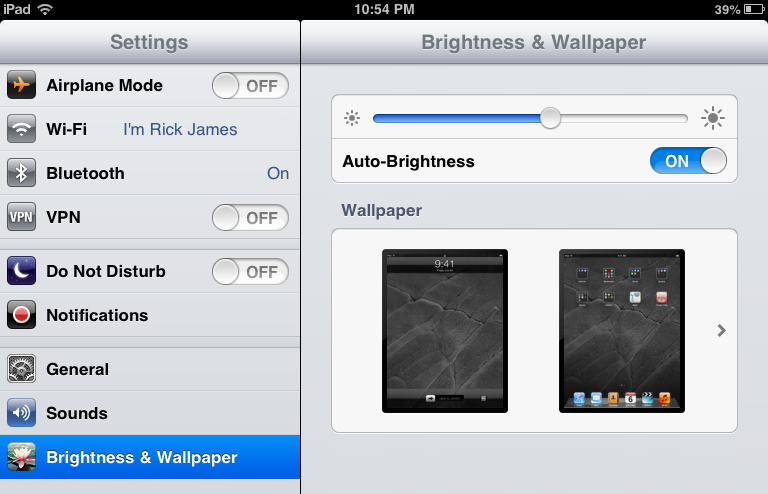 How To Change The Wallpaper On Your Iphone Or Ipad Apps Directories 768x494