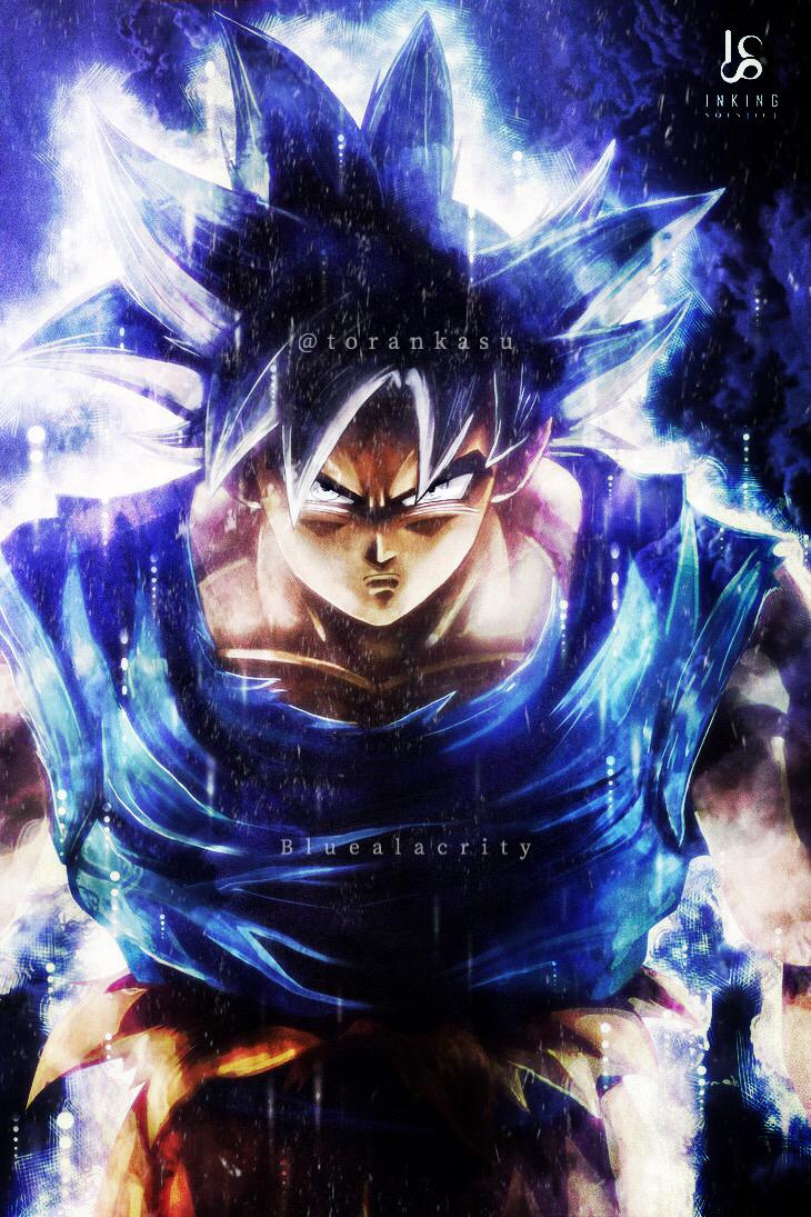Free Download Goku Ultra Instinct Wallpaper By Vegetasavage
